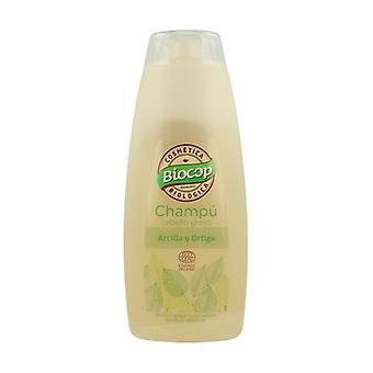 Clay and Nettle Shampoo 400 ml