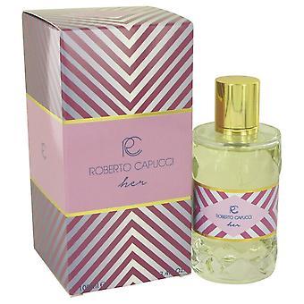 Roberto Capucci by Capucci Eau De Parfum Spray 3.4 oz / 100 ml (Women)