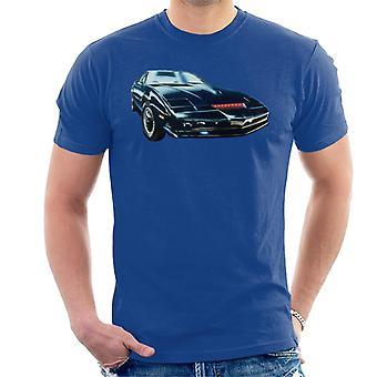 Knight Rider KITT The Supercar Men's Camiseta