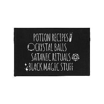 Grindstore Black Magic Stuff Cosmetic Bag