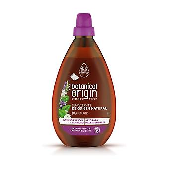 Organic fabric softener Jasmine and Lavender Wild Fragrance 45 doses 900 ml