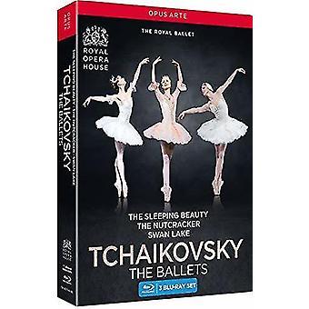 Ballets [Blu-ray] USA import