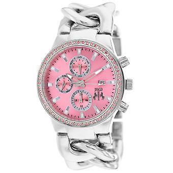 Jivago Women's Lev Pink Dial Watch - JV1228