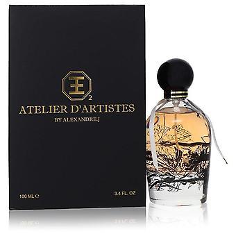 Atelier D'artistes E 2 Eau De Parfum Spray (Unisex) By Alexandre J 3.4 oz Eau De Parfum Spray