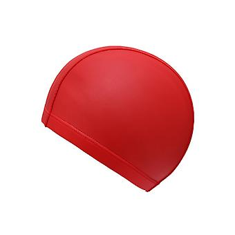 Solid Color Swim Cap Swimming Cap Swimming Hat  For Kids And Adult