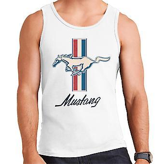 Ford Mustang Häst Män & Väst