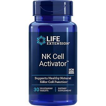 Life Extension Activateur Cellulaire Nk 30 Capsules Végétales