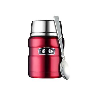 Stainless steel vacuum insulated lunch box, 500ml insulated Food Jar