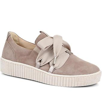 Gabor Vrouwen Lace-Up Low-Cut Trainers