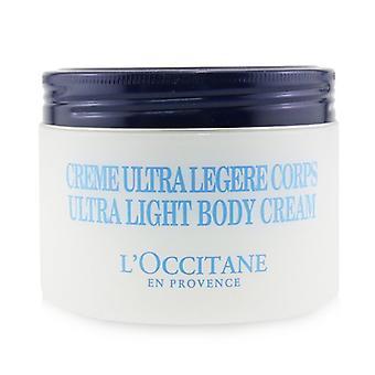 L'Occitane Shea Butter 5% Ultra ljus kräm för kroppen 01CL200K17/480007 200ml/6,7 oz
