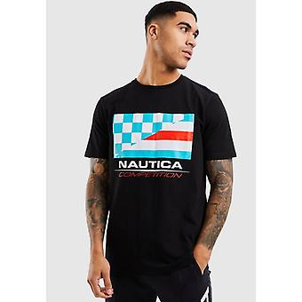 Nautica Konkurrence Primage T-shirt - Sort