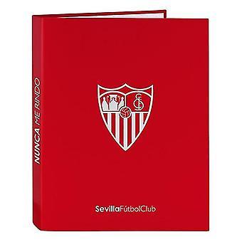 Ring binder Sevilla Fútbol Club A4