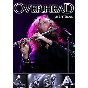 Overhead - Live After All [DVD] USA import