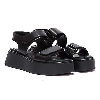 Vagabond Courtney Womens Black Sandals