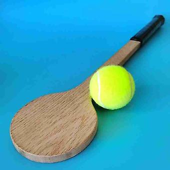 Tennis Pointer Wooden,  Spoon Raccket, Great For Practice And Warm Up, Women