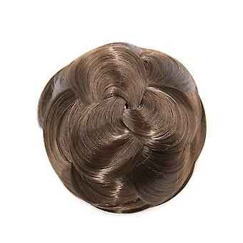 Hair Wig Bun Chignon Hair Clip In Hairpiece
