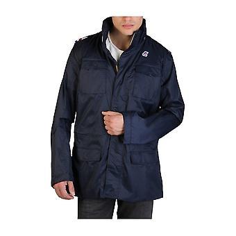 K-Way - Clothing - Jackets - K007EA0-K89 - Men - navy - XL