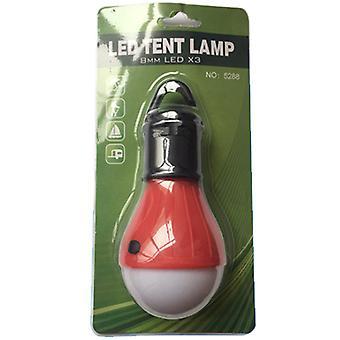 Outdoor multifunctionele camping noodverlichting, haak type mini waterdichte LED tent licht
