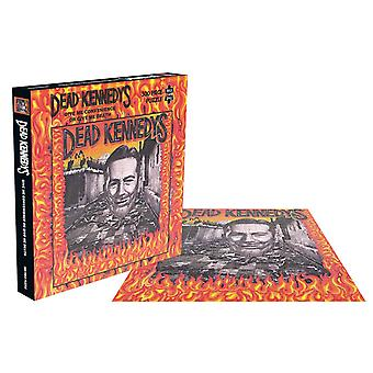 Dead Kennedys Jigsaw Puzzle Give Me Convenience Or Give Me Death new 500 Piece