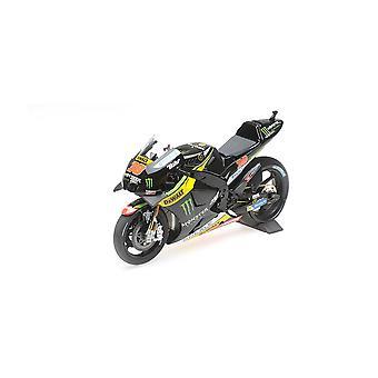 Yamaha YZR-M1 Monster Tec3 (Bradley Smith - Moto GP 2016) Diecast Model Motorcycle