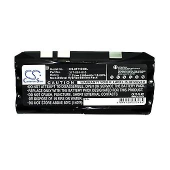 Cameron Sino Irt170Bl Battery Replacement For Intermec Barcode Scanner