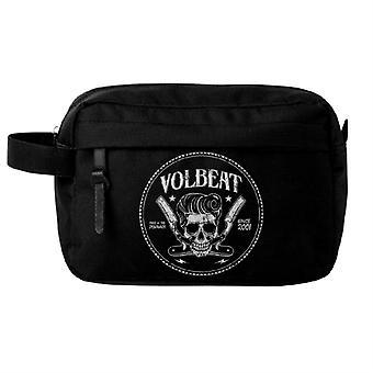 Volbeat - Barber Pocket Wash Bag
