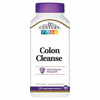 21st Century Colon Cleanse, 120 Veg Caps