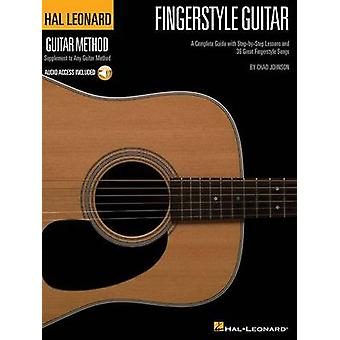 Hal Leonard Guitar Method by Johnson & Chad