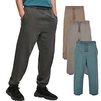 الكلاسيكية الحضرية -- overdyed فضفاضة تناسب Sweatpants