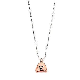 Jack & co pets - poodle necklace jcn0941