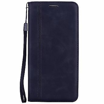 For Telefoon Hoesjes Samsung Galaxy A01 Coque Pu Leather Case