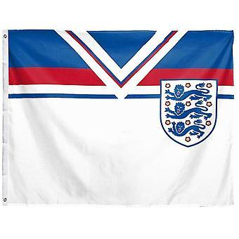England FA 1982 Retro Flagga