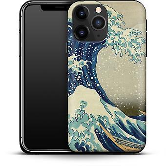 Great Wave Off Kanagawa Von Hokusai durch abtaktbare Designs Smartphone Premium Case Apple iPhone 12 Mini