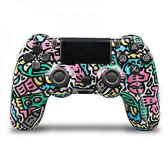 Ontroller For Ps4, Wireless Ps4 Controller, With Built-in 1000mah Rechargeable Battery, Compatible With Ps4/slim/pro Controller.