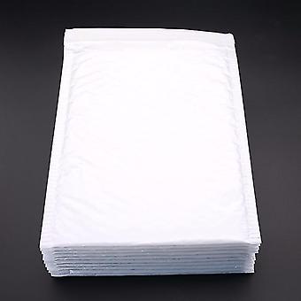 ホワイト封筒紙バブルメールバッグ