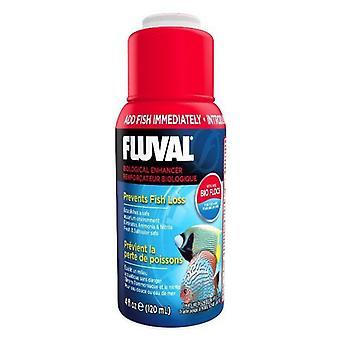 """תוסף אקווריום משפר ביולוגי Fluval - 4 אונקיות (150 מ""""ל)"""