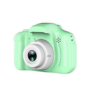 Gyermekek digitális fényképezőgép hd fotó videó multifunkciós kamera oktatási játékok támogatása
