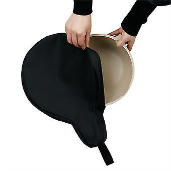 Evago Evago Camping Skillet Bag Med Oppbevaringshull For 8/10/12'' Skillets Vanntett Oxford StekepanneVeskeVeske For Utendørs Reise
