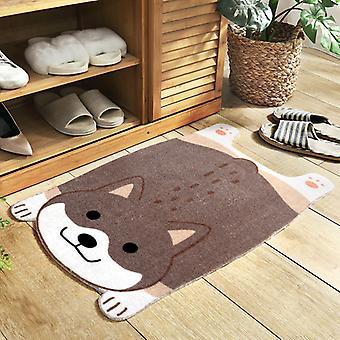 corgi formet tepper teppe, gulv dørmatte, innredning