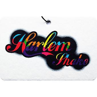 Harlem Shake psychodeliczny samochodowa zawieszka zapachowa