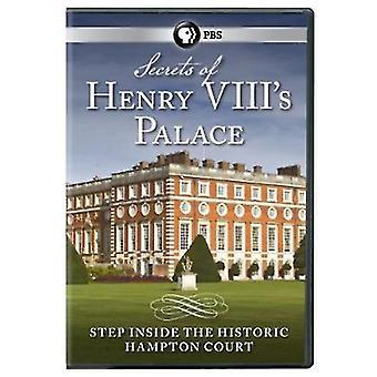 Hampton Court [DVD] USA import