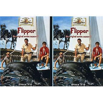 Flipper: De originele Series-seizoen 2 [DVD] USA import