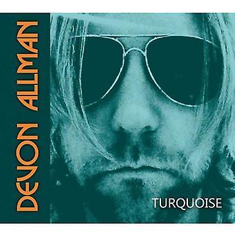 Devon Allman - Turquoise [CD] USA import