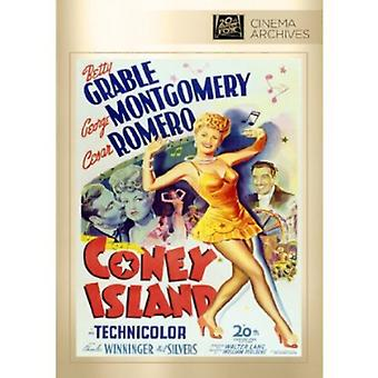 Coney Island [DVD] USA import