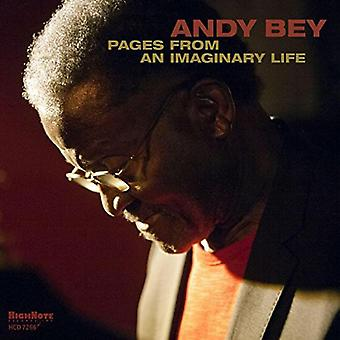 Andy Bey - Pages From an Imaginary Life [CD] USA import