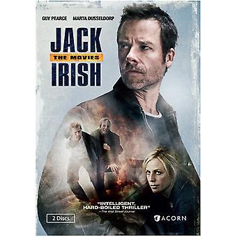 Jack Irish: The Movies [DVD] USA importeren