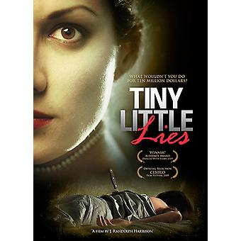 Tiny Little Lies [DVD] USA import