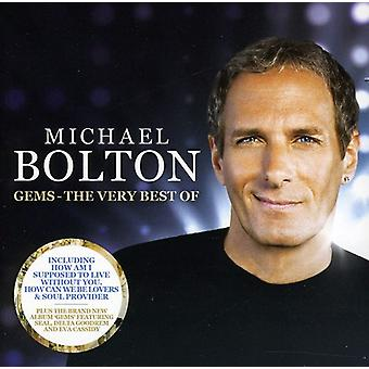 Michael Bolton - Michael Bolton-edelstenen-the Ve [CD] USA import