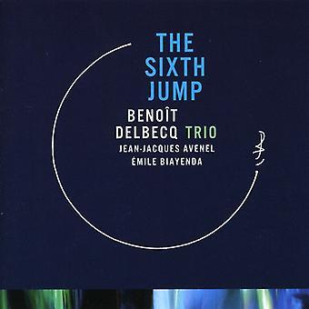 Benoit Delbecq Trio - Sixth Jump [CD] USA import