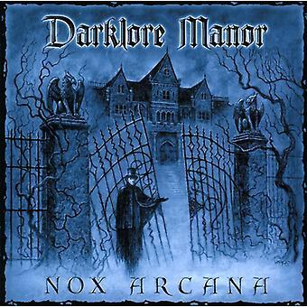 NOx Arcana - Darklore Manor [CD] Yhdysvallat tuoda